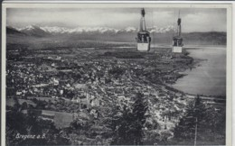 BREGENZ Am Bodensee Panorama   1930er - Bregenz