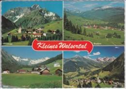 KLEINES WALSERTAL - Hirschegg, Riezlern, Baad, Mittelberg - Österreich