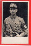AK Photokarte - Mitglied Sturmabteilung Uniform Orden - Weltkrieg 1939-45