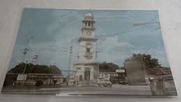 New Unused Postcard Malaysia Penang Clock Tower Vintage - Malaysia