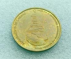 1998 - Alignements Du Carnac - Monnaie De Paris