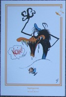 Supiot - Marie Frisson - Hommage A Donald - Carte Non Postale 9.5*14cm Environ - Cartes Postales