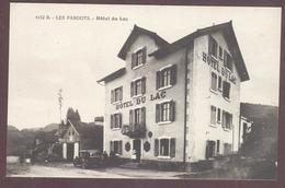 Les Pargots 25130 Villers-le-Lac *  Hôtel Du Lac * Doubs 25130 VILLERS LE LAC. - France