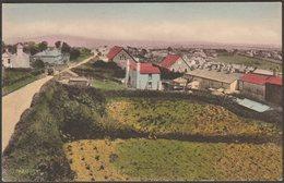 Pensilva, Cornwall, 1926 - Valentine's Sepiatype Postcard - England