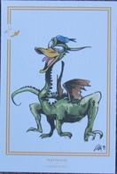 Paty  - Hommage A Donald - Carte Non Postale 9.5*14cm Environ - Cartes Postales