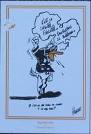 Labiano  - Hommage A Donald - Carte Non Postale 9.5*14cm Environ - Cartes Postales