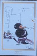 Prudhomme  - Hommage A Donald - Carte Non Postale 9.5*14cm Environ - Cartes Postales