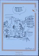 Margerin - Lucien  - Hommage A Donald - Carte Non Postale 9.5*14cm Environ - Cartes Postales