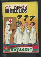 Edition Originale Les Pieds Nickelés Voyagent N 57 - Pieds Nickelés, Les