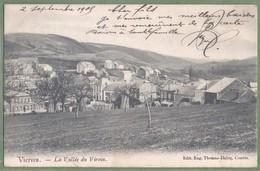 CPA - VIERVES - LA VALLÉE DU VIROIN - édition Eug. Thomas Dalq à Couvin - Viroinval