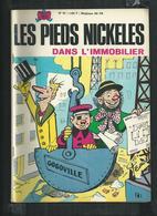 Edition Originale Les Pieds Nickelés Dans L'immobilier No 61 - Pieds Nickelés, Les