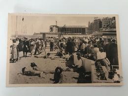 Carte Postale Ancienne OSTENDE Nouveau Kursaal (Projet) - Oostende