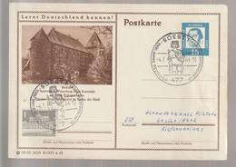 B 664) SSt 477 Soest 4.7.1964: 1000 Jahre Reliquien Sankt Patroklus - Glaube, Religion, Kirche
