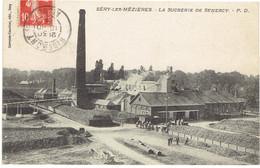 02  SERY LES MEZIERES  La Sucrerie De Senercy - Otros Municipios