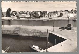 CPSM 22 - Paimpol - Bassin Des Yachts Et Quai De Kernoa - Paimpol