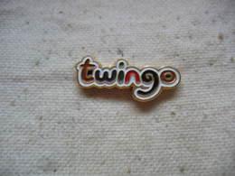 Pin's Renault TWINGO - Renault