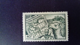 Fezzan 1946 Animal Dromadaire Camel Yvert 41 * MH - Unused Stamps
