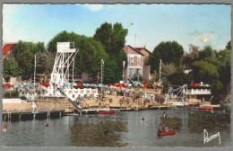 CPSM 94 - Joinville Le Pont - La Plage Et Ses Jeux - Joinville Le Pont