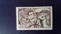 Fezzan 1946 Animal Dromadaire Camel Yvert 40 ** MNH - Unused Stamps