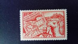 Fezzan 1946 Animal Dromadaire Camel Yvert 39 * MH - Unused Stamps