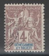 Sénégambie Et Niger - YT 3 Oblitéré - Usados