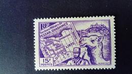 Fezzan 1946 Animal Dromadaire Camel Yvert 38 ** MNH - Unused Stamps