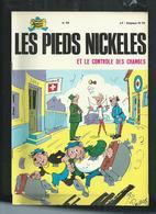 Edition Originale Les Pieds Nickelés Et Le Controle Des Changes No 66 - Pieds Nickelés, Les