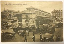 London Covest Garden Market - Altri