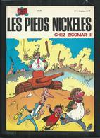 Edition Originale Les Pieds Nickelés Chez Zigomar II No 76 - Pieds Nickelés, Les