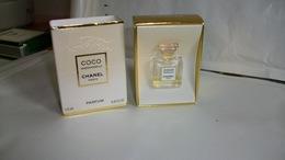 """Miniature De Parfum Chanel   """" Coco Mademoiselle  """"  Parfum Bouteille Vide - Miniatures Womens' Fragrances (in Box)"""