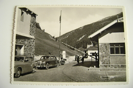 Passo Del Brennero Dogana Italiana Brennerpass Italienisches Zollamt Douanes NON     VIAGGIATA COME DA FOTO Scritta - Dogana