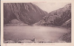 CPA - 292. LUCHON Le Lac D'OO Vu De La Grande Cascade - Luchon
