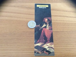 """Marque-page """"Librairie Dialogues"""" (peinture Homme Qui Lit) - Marque-Pages"""