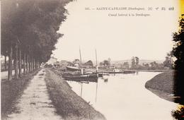ST-CAPRAISE- Canal Latéral à La Dordogne - France