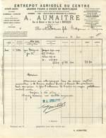 03 Montluçon  Entrepot Agricole Aumaitre - France