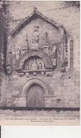 CPA  - GRAND-BRASSAC - Portique De L'église Du XIIe S - France