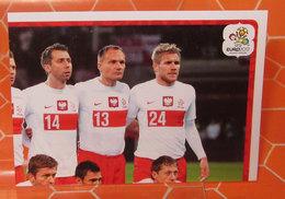 EURO2012 PANINI N. 52  STICKER NEW CON VELINA - Panini