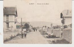 Saône Et Loire LAIZY Avenue De La Gare - France