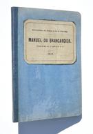 Manuel Du Brancardier, Gand 1912 - Administration Des Chemins De Fer De L'Etat Belge / Croix-Rouge, Train - Spoorwegen En Trams
