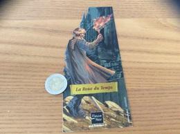 Marque-page * «La Roue Du Temps - ROBERT JORDAN - éditions Fleuve Noir» - Marque-Pages