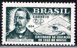 BRA 318 // Y&T  588 // 1954 - Brésil