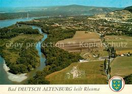 73336808 Bad_Deutsch-Altenburg Fliegeraufnahme Bad_Deutsch-Altenburg - Autriche