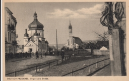 AK - Polen  - DEUTSCH - PRZEMYSL - Ungarische Strasse - 1920 - Polen