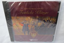 """CD """"Festliche Klänge"""" Edition Prinz Michael Von Preußen, Orig.eingeschweißt - Classical"""