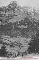 ENGELBERG → Wanderer Auf Der Arnialp Ca.1910 - OW Obwalden