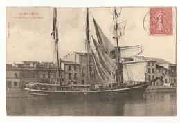 11 La Nouvelle, Le Marcel (trois Mâts) (A3p11) - Port La Nouvelle