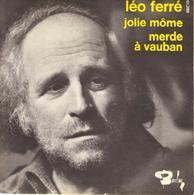 "LEO FERRE ""JOLIE MOME / MERDE A VAUBAN"" - Vinyl Records"