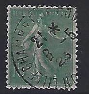 France 1903  Semeuse (o) Yvert 130 - 1903-60 Sower - Ligned