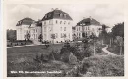AK - Wien XIII - Nervenheilanstalt Rosenhügel 1954 - Otros