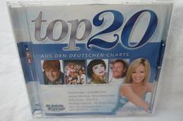 """CD """"Top 20 Aus Den Deutschen Charts"""" Ausgabe 1/2008 - Música & Instrumentos"""